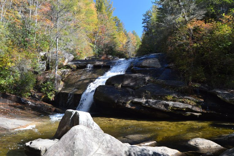 Wintergreen Falls - October 2015